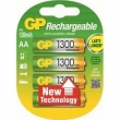 40 x GP Rechargeable NimH AA/HR06 1300mah